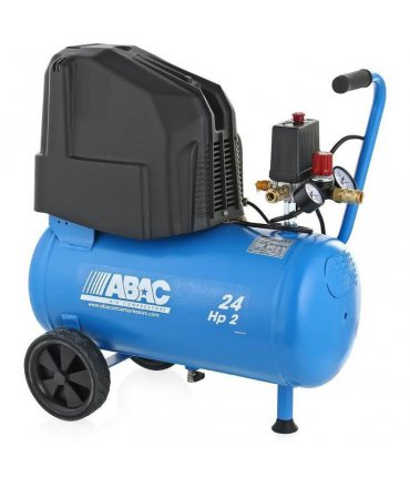 Compresor de Aire Pole Position O20P motor 2HP 24L ABAC