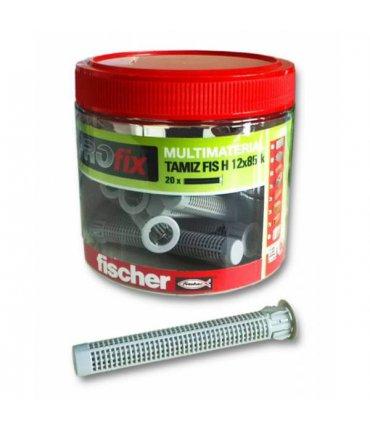 Bolsa 10Ud Taco Multimaterial PROfix FUR T 10x100 Cabeza Torx Fischer