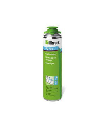 Cartucho Mortero Adhesivo 2 en 1 750ml Illbruck PU700