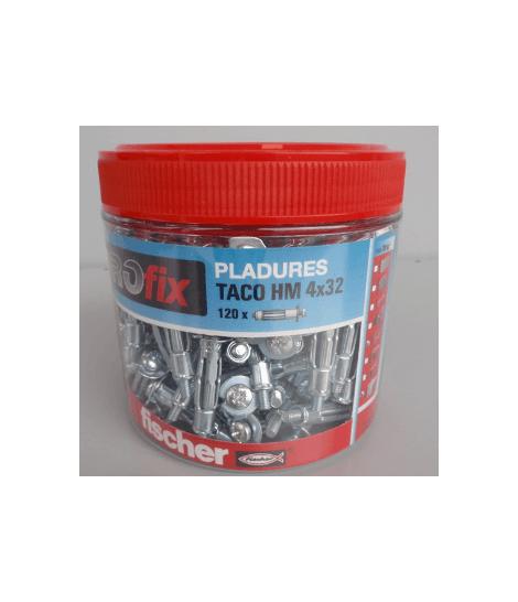 Bote 16Ud Taco Hormigón PROfix FWA 10x95 Fischer