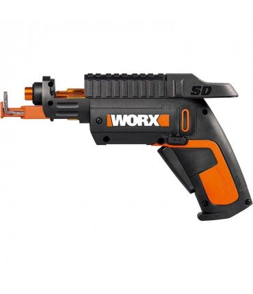 Atornillador multipuntas Worx WX255 – 4 V con portatornillos