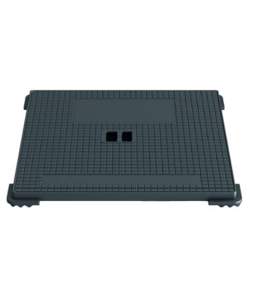 Conjunto marco y tapa de fundición Hidráulica B125 Novatilu