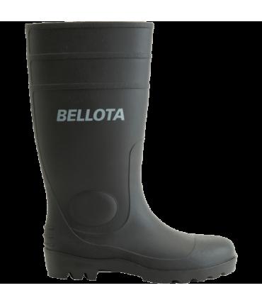 Bota de agua PVC negra S5 impermeable Bellota 72243