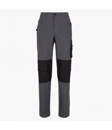 Pantalón Stretch 170058 gris acero Diadora