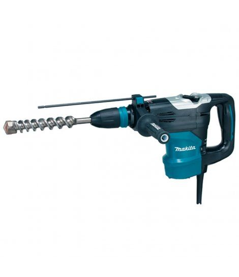 Martillo combinado Makita 1100W 40mm SDS-MAX 2 modos HR4003C