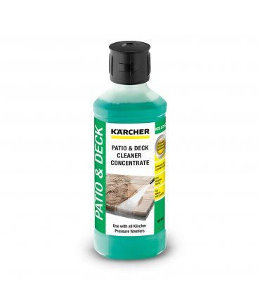 Detergente Concentrado Patio & Deck 0,5L Karcher