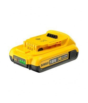 Batería de carril Dewalt DCB183 - 18 V 2,0 Ah tecnología XR