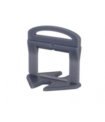Brida Delta Levelling System 1mm Rubi (Bolsa 100u)