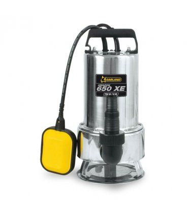 Bomba de aguas Sucias Garland AMAZON 650 XE - 750W 13.000 l/h