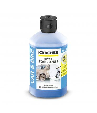 Espuma Activa Ultra Foam Cleaner 3 en 1 Karcher RM 615
