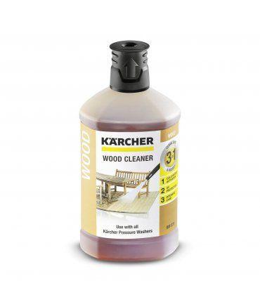 Detergente para limpieza de madera 3 en 1 Karcher RM 612