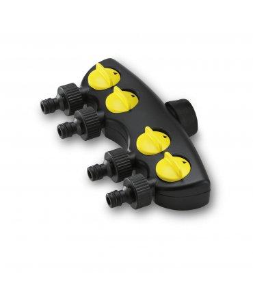 Adaptador para grifo cuatro vías Karcher 2.645-012.0