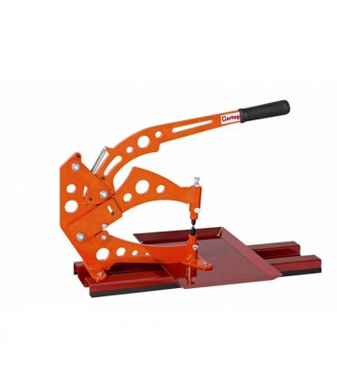 Cortador manual de tejas Cortag con base