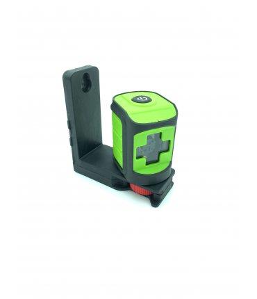 Nivel Laser Autonivelante Líneas Verdes en cruz Cortag SA-02CG