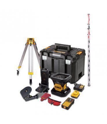 Kit Nivel Láser Autonivelante Rotativo Dewalt DCK374D1R