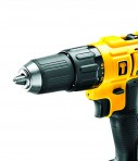 Taladro percutor Dewalt DCD776C3 – XR 18 V 3 bat. 1,3 Ah con maletín