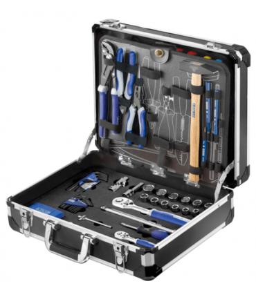 Maleta de mantenimiento con 96 Herramientas Manuales Expert E220104