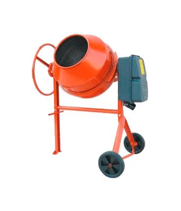 Hormigonera plegable eléctrica Altrad MLZ 130