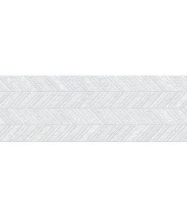 Caja 7 piezas Revestimiento Mixit Concept Blanco 25x70 Keraben (caja 1,23m2)