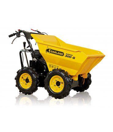 Minidumper 196cc 300kg Garland Barrow 300G-V20