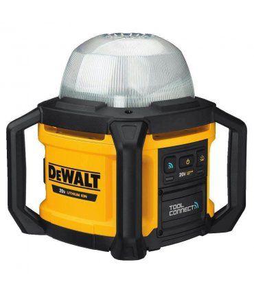 Luz Led de Área XR 18V Tool Connect 360º Dewalt DCL074
