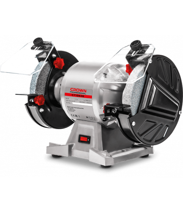 Esmeriladora 150mm 250W Crown CT13546