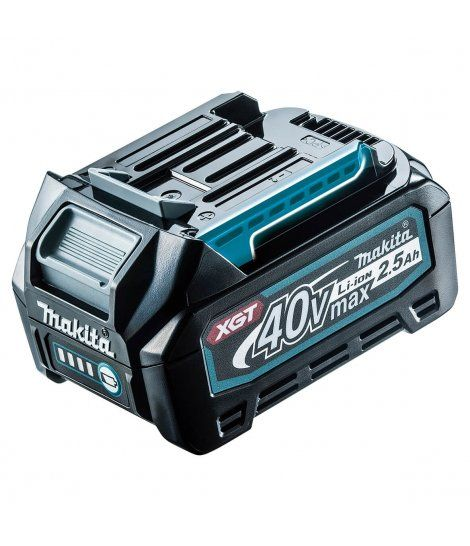 Batería 40Vmáx 2,5 Ah XGT Makita BL4025