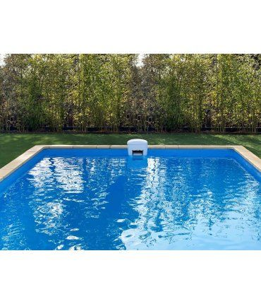 Kit de montaje para piscina pequeña modelo Mochila