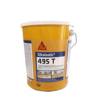 Bote Membrana líquida impermeabilizante Sikalastic 495 T Sika