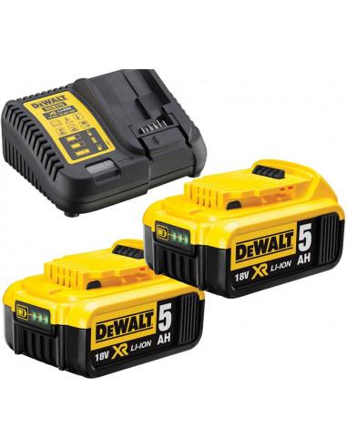 Set 2 Baterias de carril XR LI-ION 5...