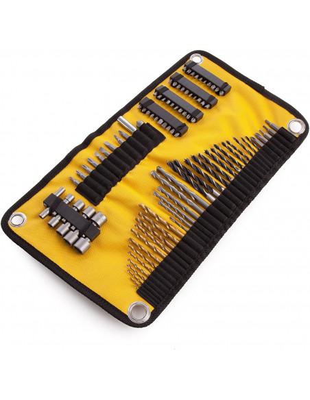 Kit de Accesorios Dewalt de 98 piezas Profesional DT7981 DEWALT - 1