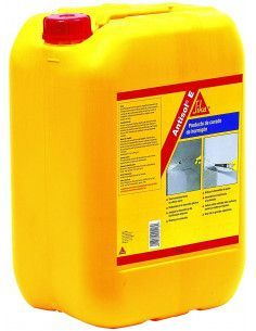 Garrafa Agente de Curado para Hormigón 25kg Sika Antisol E