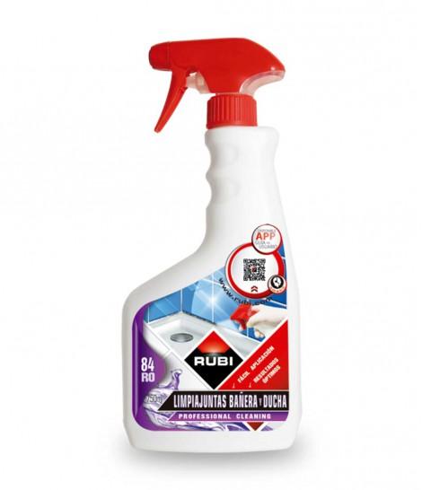 Limpiajuntas para Bañera y Ducha Rubi RO-84 750ml