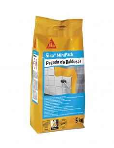 Minipack Pegado de Baldosas 5kg Sika SIKA - 1