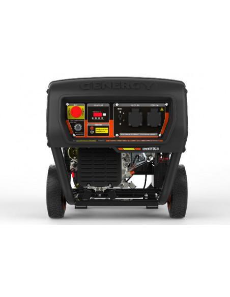 Generador a gasolina Genergy Jaca - 3.000 W 230 V 210 cc 4 tiempos
