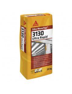 Mortero de reparación Estructural 25kg Sika MonoTop®-3130 Ultra Rapid