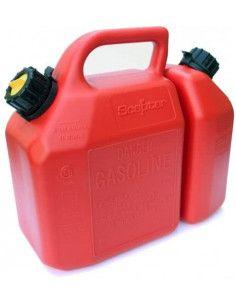 Bidón de gasolina/aceite mixto 6 L + 2,5 L Altuna B62