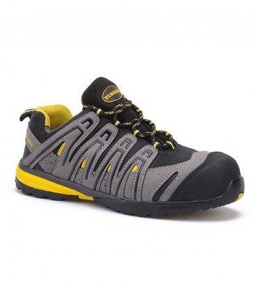 Zapato de Seguridad Paredes Helio Gris SP5027