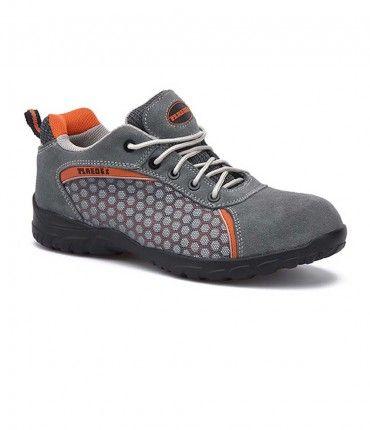Zapato de Seguridad Paredes Rubidio Gris SP5013