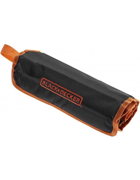 Rollo de nylon con 76 Accesorios para automóvil A7063 Black+Decker BLACK + DECKER - 3