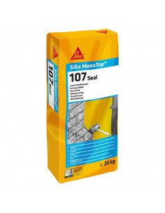 sika monotop 107 seal impermeable 25kg