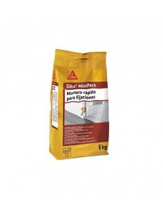 Minipack Mortero Rápido para Fijaciones 5kg Sika SIKA - 1