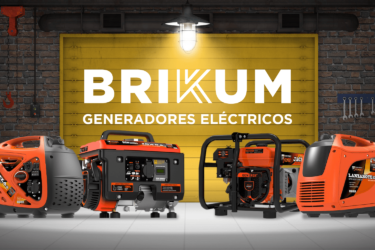 Tipos de generadores eléctricos - blog Brikum