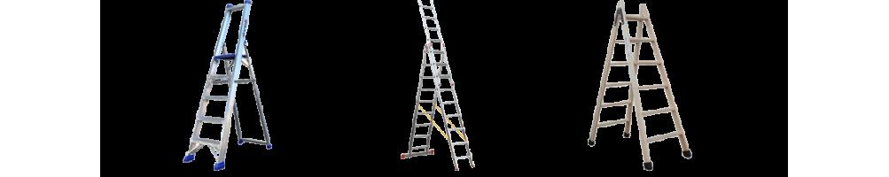 Escaleras, Mesas y Taburetes